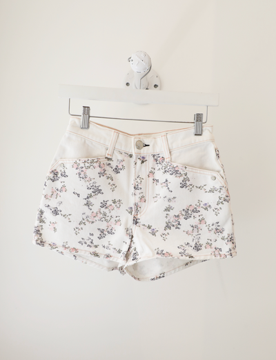 Rag & Bone - Ellie Short in Micro Floral
