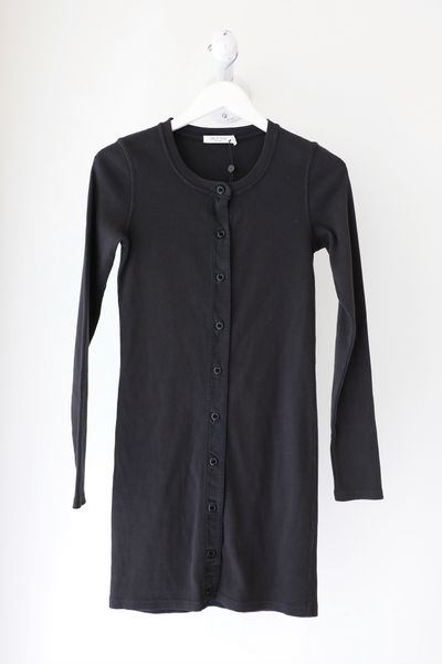 Rag & Bone - Mallory Thermal Dress in Black