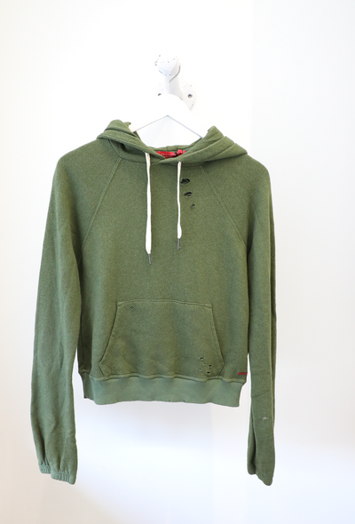 Philanthropy - Gamble Sweatshirt in Army