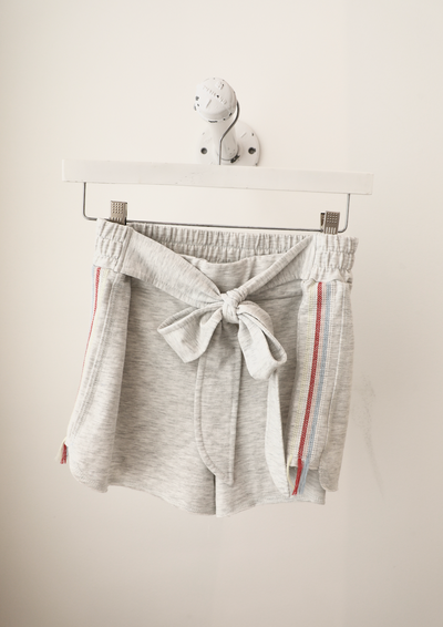 Sundays - Norma Short in Bright Heather Grey