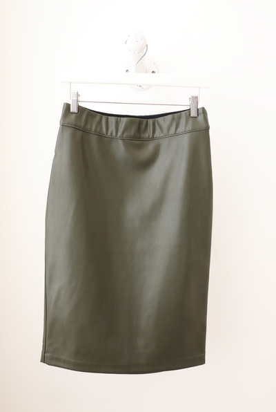 Brochu Walker - Drew Skirt in Evergreen
