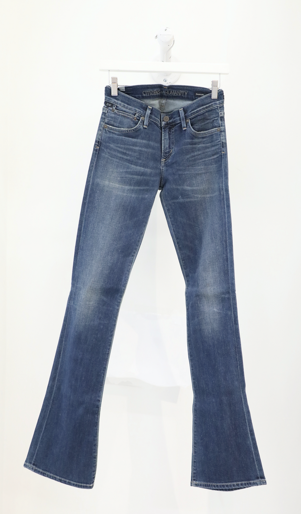 Citizens of Humanity- Emannuelle Slim Bootcut