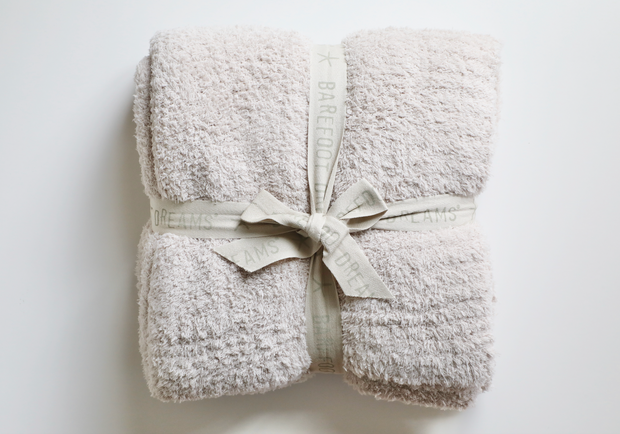 Barefoot Dreams - Cozychic Throw in Stone