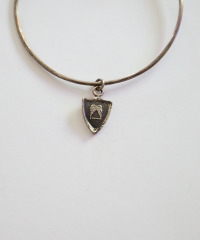 Pyrrha - Sisterhood Charm in Silver
