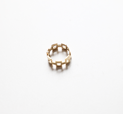 Jennifer Zeuner - Eliza Ring in Gold Vermeil