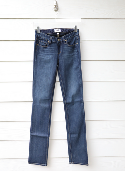 Paige Denim - Skyline Straight-Leg Jeans in Vista