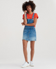 7 For All Mankind - Mini Skirt Overall in Desert Oasis