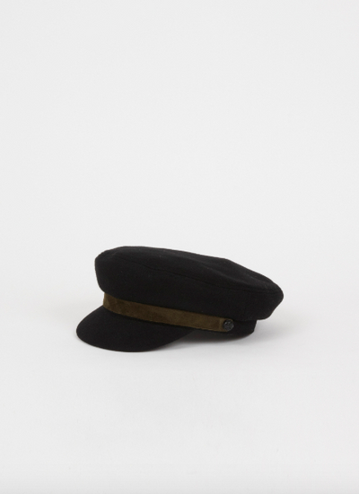 Rag & Bone - Fisherman Cap Style in Black