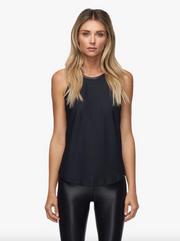 Koral - Aerate Netz Tank in Black
