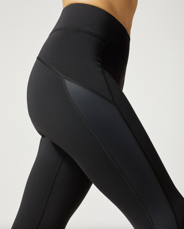 MICHI - Stardust Shine Legging in Black
