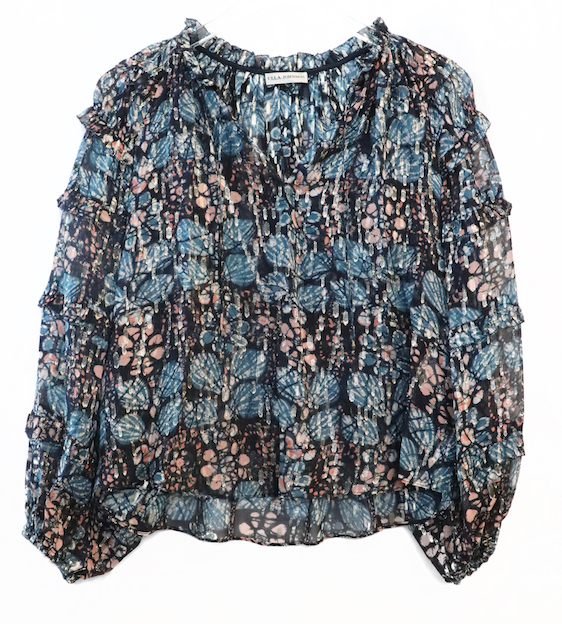 Ulla Johnson - Roma Blouse in Indigo
