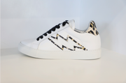Zadig & Voltaire - ZV1747 Smooth C Sneakers in Blanc