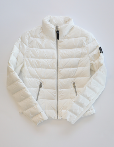 Mackage - Reema Off White Puffer Down Jacket