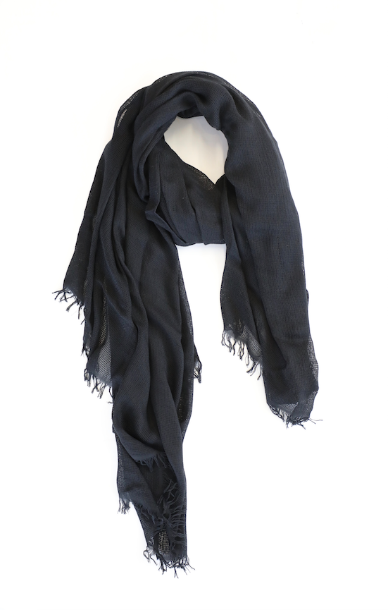 Rag & Bone - Buckley Scarf in Black