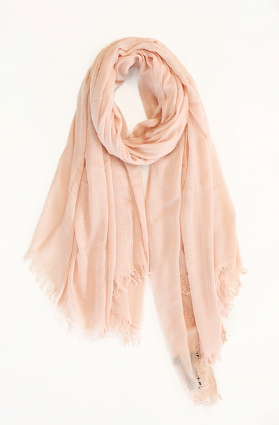 Rag & Bone - Buckley Scarf in Pink