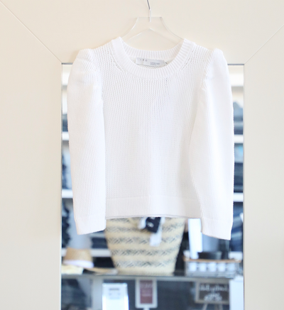 IRO - Zyp Sweater in White