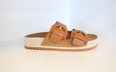 Vince - Glyn Sandal in Tan