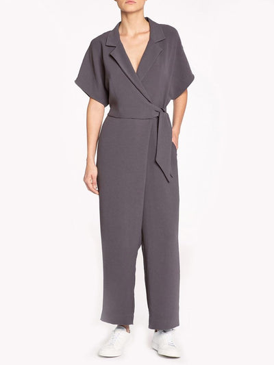 BROCHU WALKER - Sheyla Jumpsuit in Otter