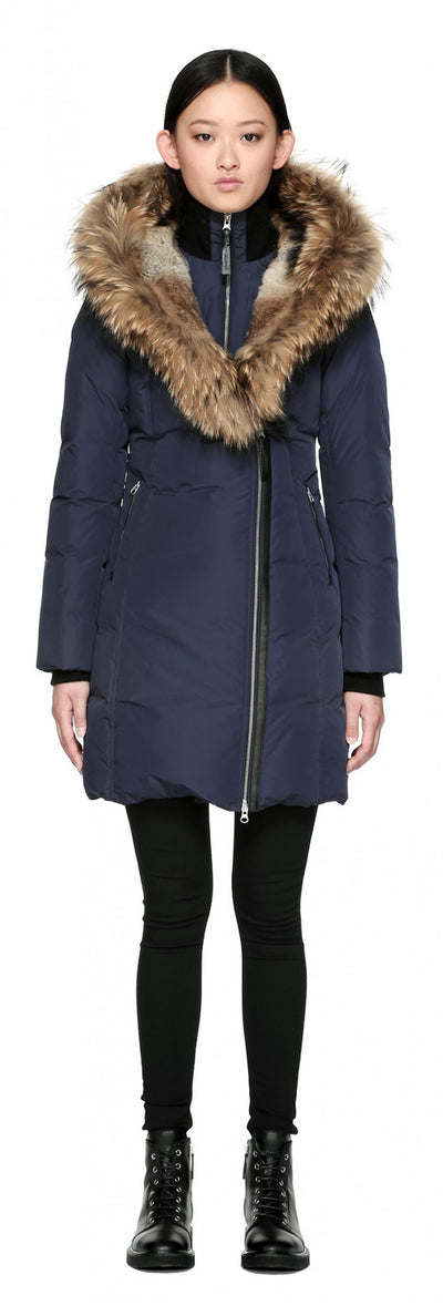 Mackage Mackage- Trish Coat Ink at Blond Genius - 1