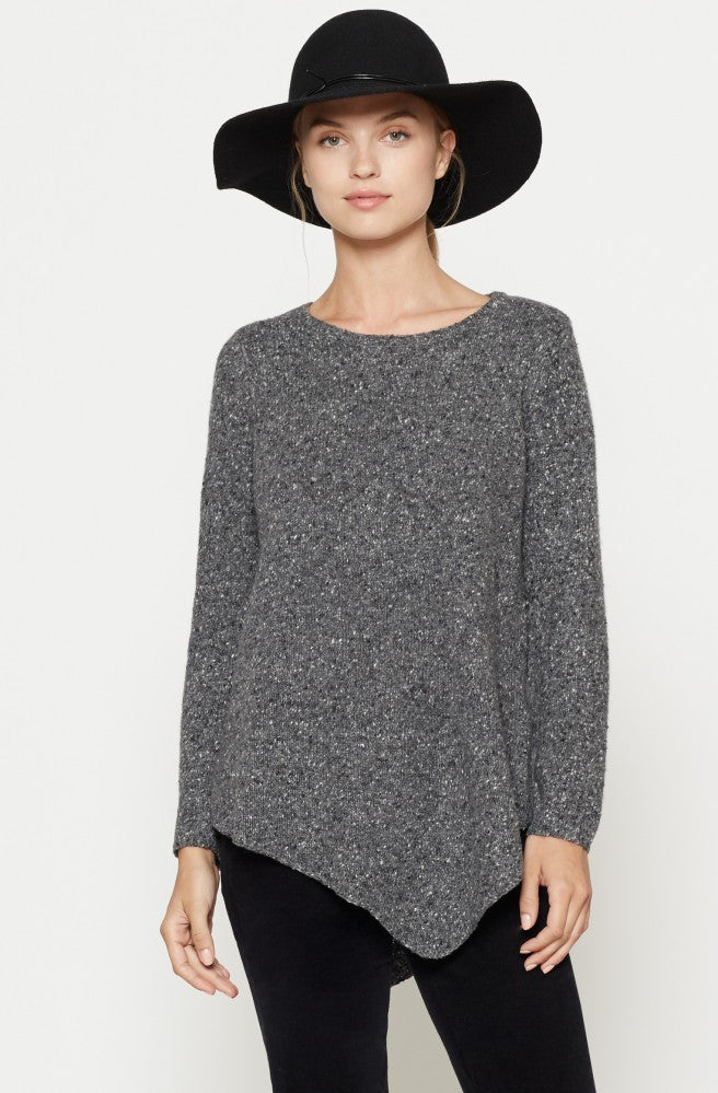 Joie JOIE -  Tambrel Sweater Heather Charcoal at Blond Genius - 1
