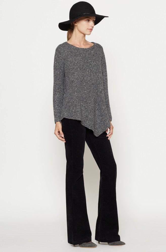 Joie JOIE -  Tambrel Sweater Heather Charcoal at Blond Genius - 2