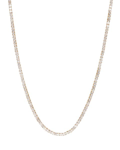 LUV AJ - The Ballier Necklace in Gold