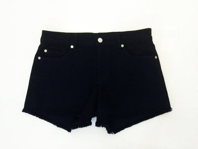 Seven for all Mankind Cut Off Short in Black at Blond Genius - 1