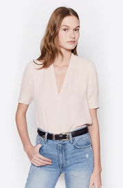 JOIE - Ance Blouse in Pink Sky