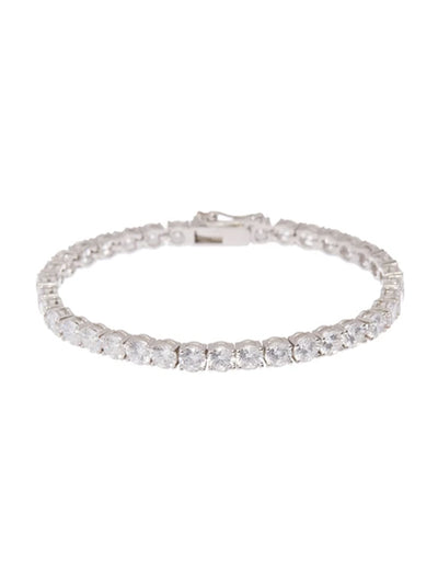 LUV AJ - The Ballier Bracelet 4mm in Silver