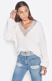 Joie - Alejandra Sweater in Aged White