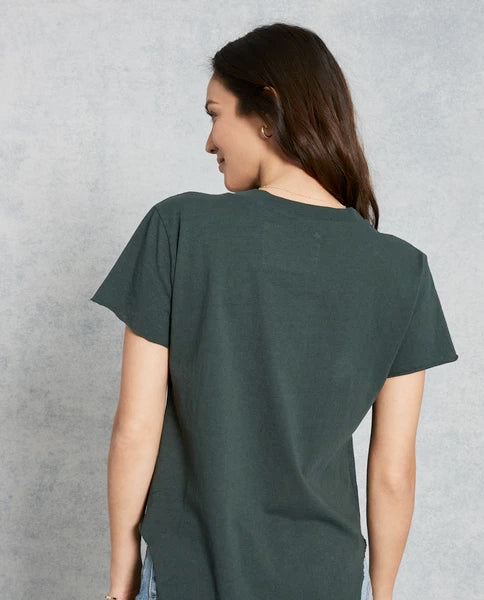 Frank & Eileen - Vintage Tee in Racing Green