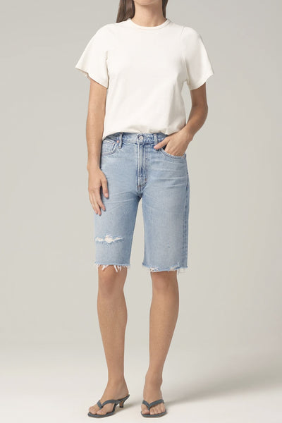 Citizens of Humanity - Libby Relaxed Short in Seventeen