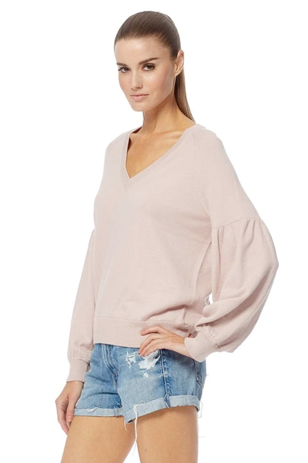 360 Cashmere - Mabel Pullover Sweater in Pink