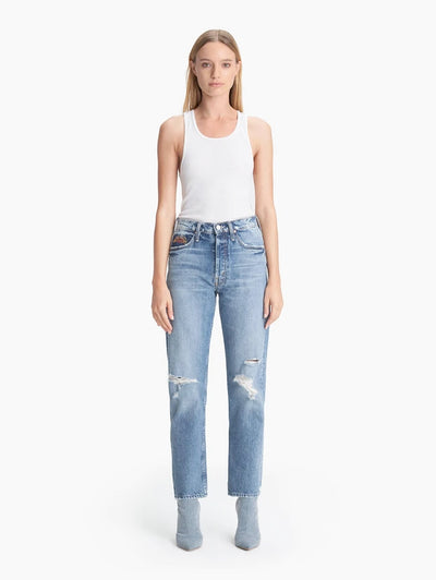 Mother Denim - The Tomcat Ankle Jeans in Take Me Even Higher