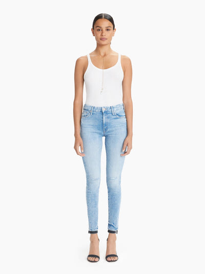 Mother Denim - The High Waisted Looker in Dropping Out