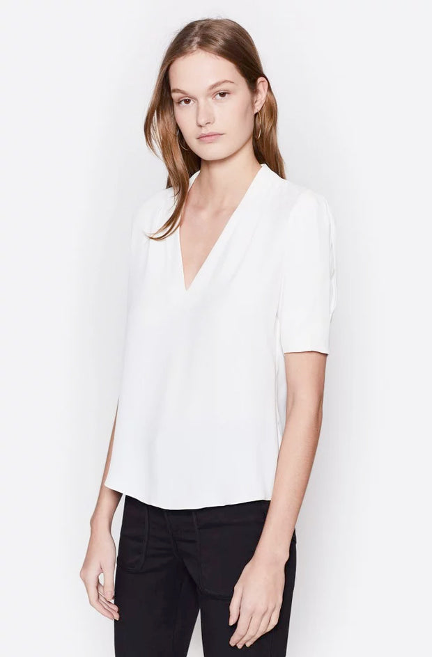 JOIE - Ance Blouse in Porcelain