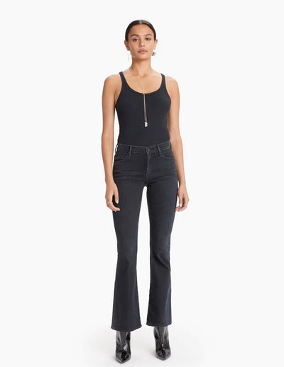 Mother Denim - The Weekender Jeans in Blackbird