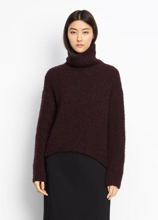 Vince - Marled Turtleneck