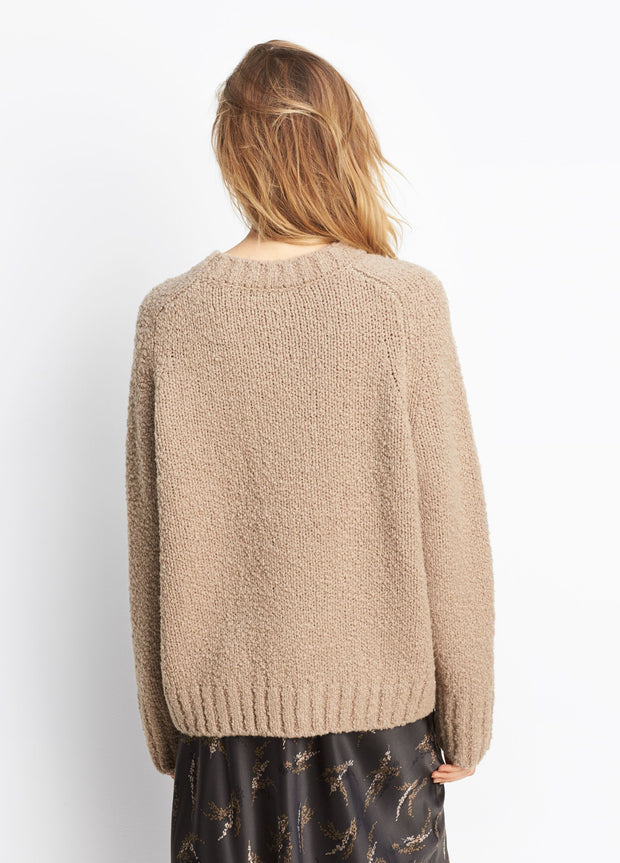 Vince - Saddle Sleeve Pullover