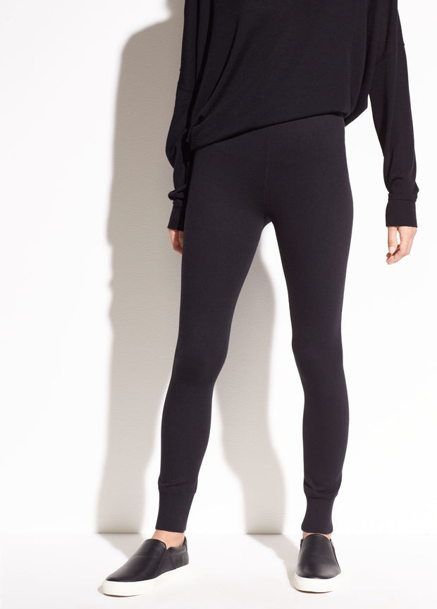 Vince - Stretch Cotton Legging