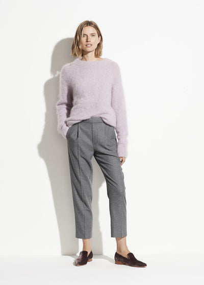 Vince - Easy Tapered Pull On in Medium Heather Grey