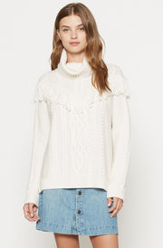 Joie JOIE -  Viviam Sweater at Blond Genius - 1
