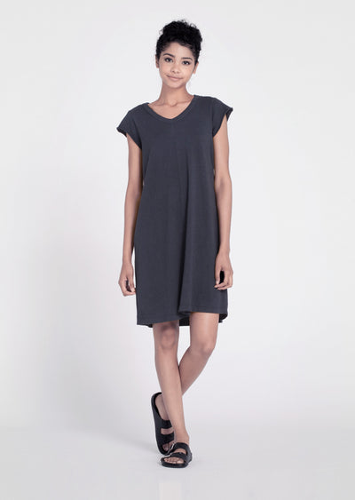 WILT - Baby T Dress Indigo