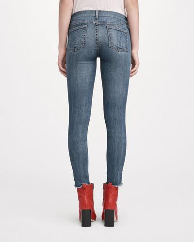 Rag & Bone - Ankle Skinny Lucky Rouge