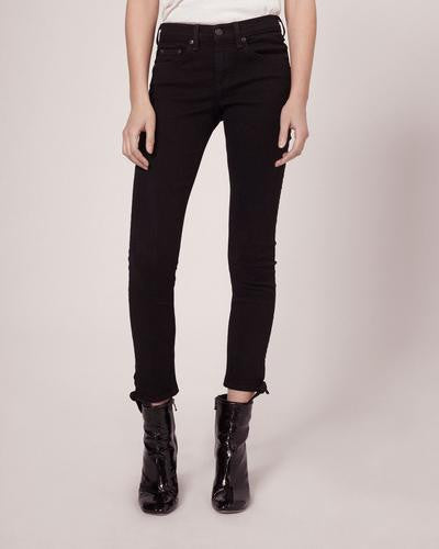 Rag & Bone - Stevie Capri Coal