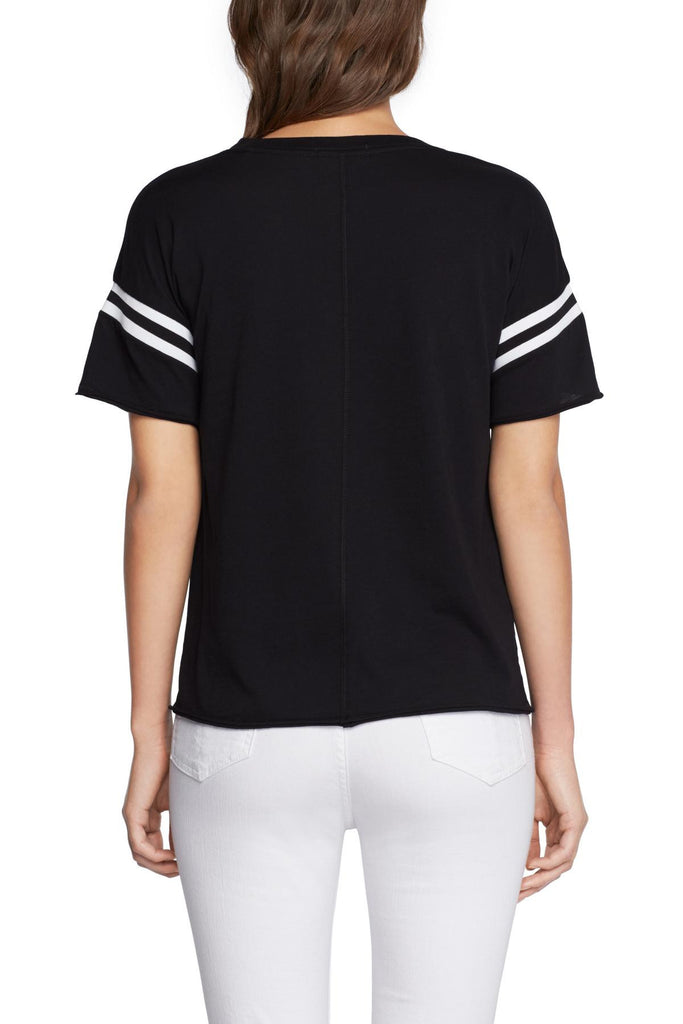 Rag & Bone Rag & Bone - VINTAGE CREW WITH VARSITY RIB at Blond Genius - 3