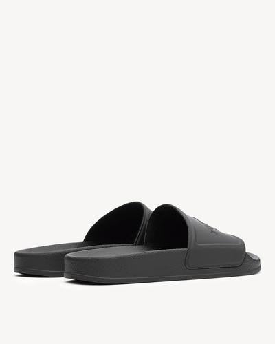 Rag & Bone - Pool Slide Black