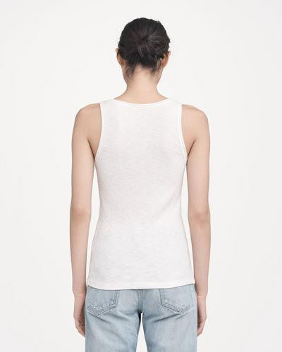 RAG & BONE - Lara Tank Bright White