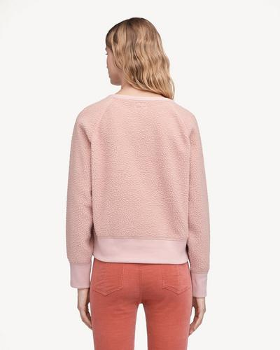 Rag & Bone - Sherpa Fleece Pullover