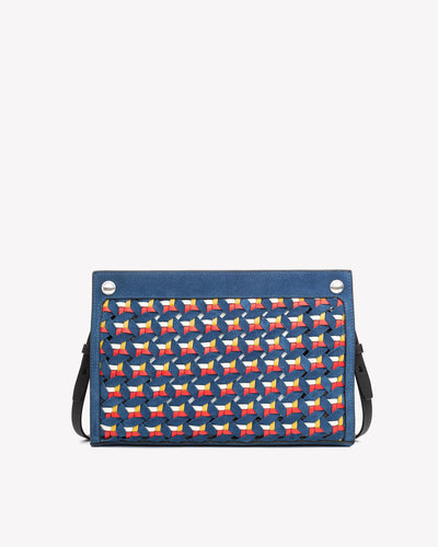 Rag & Bone - Compass Crossbody in Multi Woven